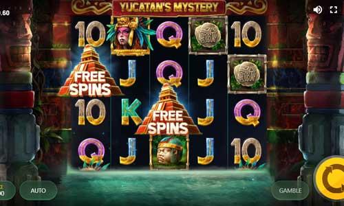 Yucatans Mystery slot