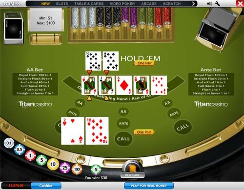 Hold em casino game casino player magazine loosest slots 2012
