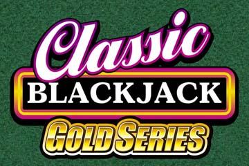 Classic Blackjack Gold logo
