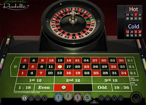 European Roulette - NetEnt - Rizk Online Casino Sverige