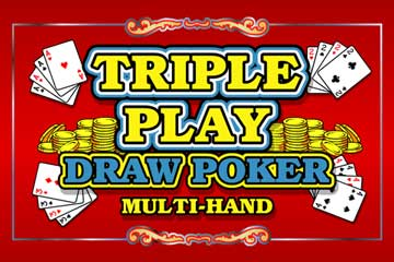 free triple play video poker